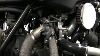 BMW K75 Turbo Intercooled Megasquirt on Dyno