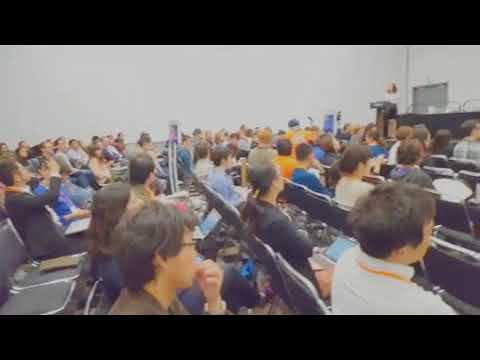 Crashing a Panel With Manoush