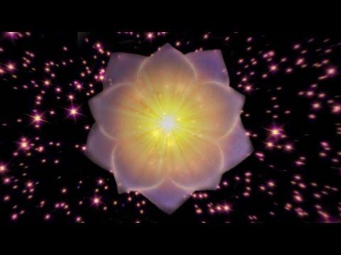 Solar Plexus Purple and Gold Chakra Meditation