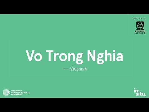 in:situ 2015 - Vo Trong Nghia