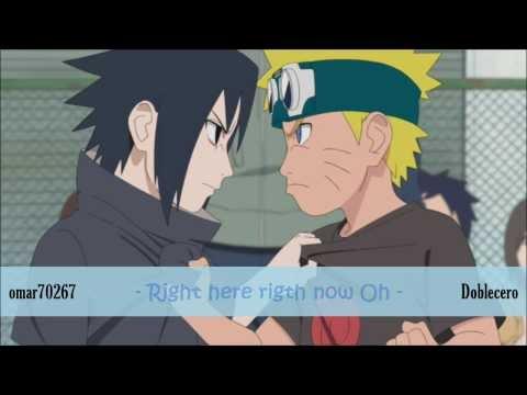 Naruto Opening 4 FULL ~ Español Latino Fandub ~ Go ~ Letra (Doblecero)