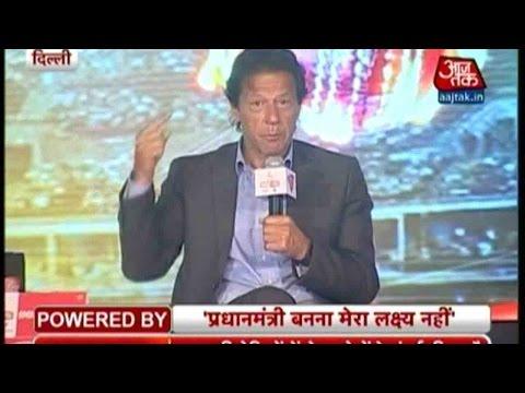 Legendary Cricketers Imran Khan & Kapil Dev Share Memories Ahead Of Indo-Pak Clash