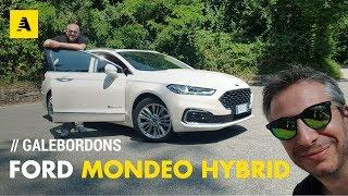 Ford Mondeo Hybrid | La full optional che soddisfa e non esagera