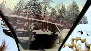 Kolejka górska w Chamonix
