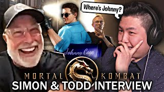Intervista al regista e produttore del film Mortal Kombat (2021) !! (Simon McQuoid / Todd Garner)