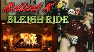 Relient K - Sleigh Ride - Guitar Cover (Tab in description!)