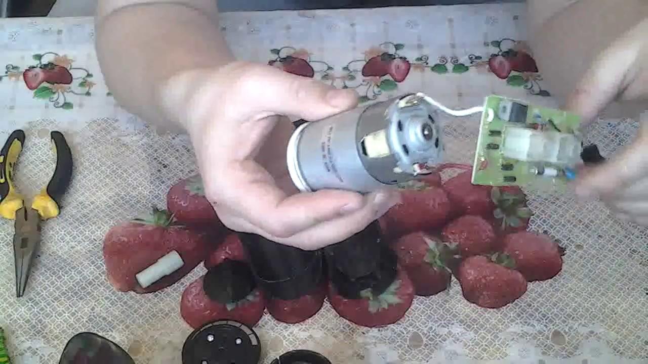 Видеообзор погружного блендера Scarlett SC-HB42F02 - YouTube