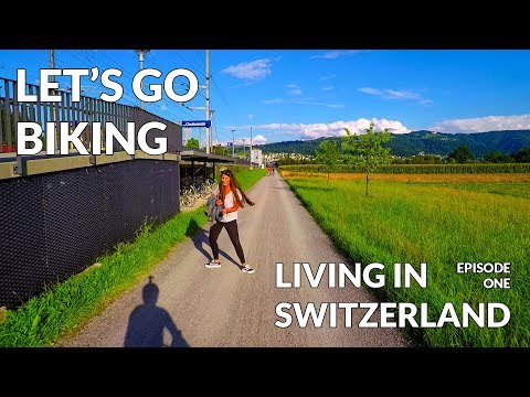 Let's Go Biking | By A Bangladeshi Googler | Living in Switzerland - E1