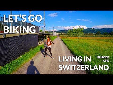 Let's Go Biking | By A Bangladeshi Googler | Living in Switzerland - E1