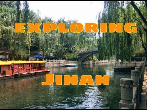 EXPLORING JINAN CHINA | VLOG #5