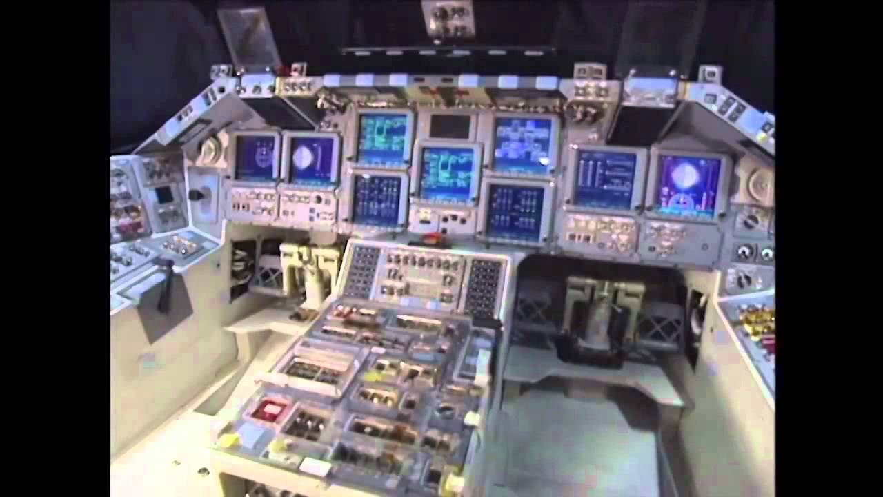 space shuttle home cockpit - photo #15