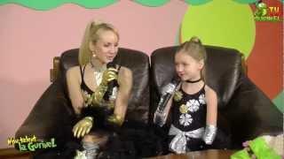 Katalina Rusu & Cosmina Cotoros - Is It Love (@ Gurinel TV) 2013
