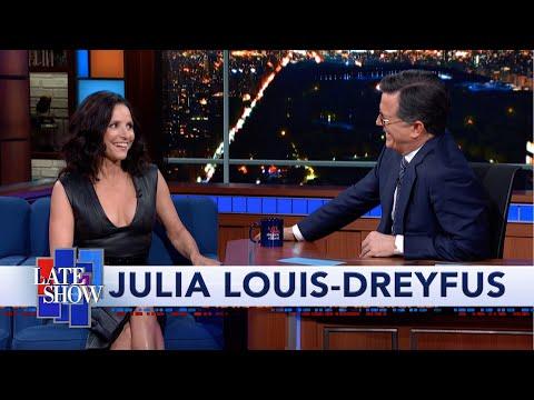 Julia Louis-Dreyfus: Trump Is Doing A Far Superior Version Of 'Veep'