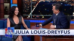 "Julia Louis-Dreyfus: Trump Is Doing A Far Superior Version Of ""Veep"""