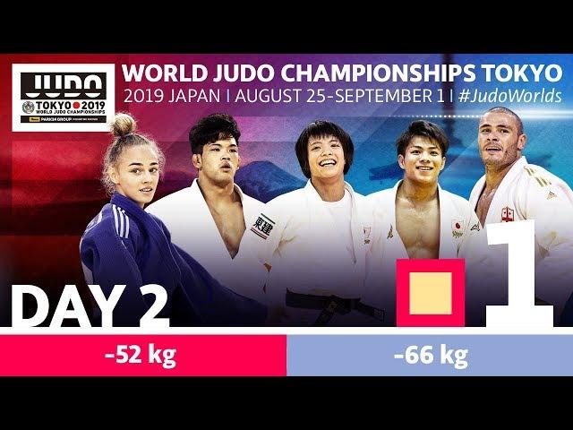 World Judo Championships 2019: Day 2 - Elimination
