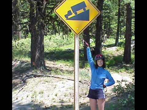 Patricia Starr's Bike ride across America