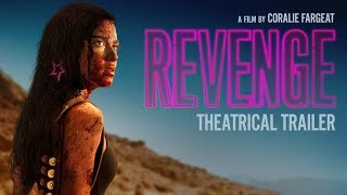 REVENGE [Trailer] – In theaters & On Demand May 11th
