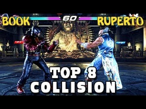 Book (Jin) Vs Ruperto (Heihachi) - TOP 8 - Tekken 7 World Tour
