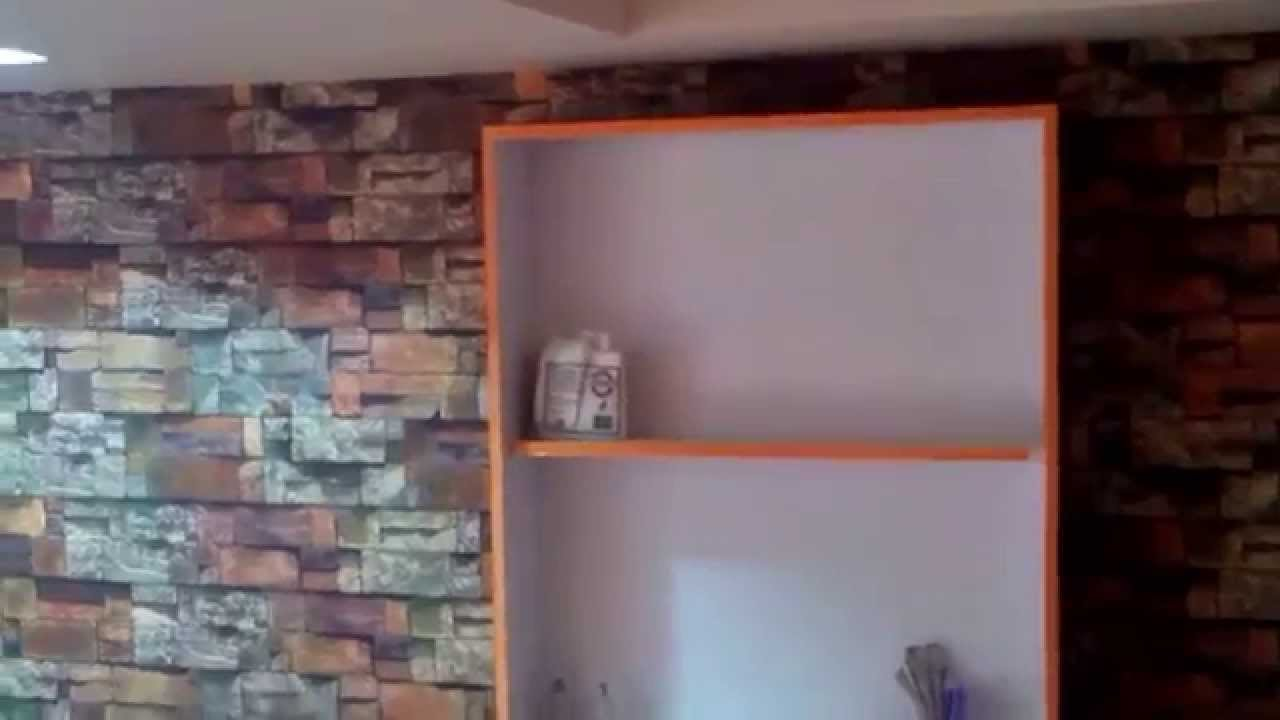 Wall Mounted Dinning Table Space Saving Dinning Table YouTube