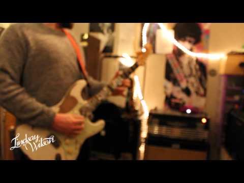 Sam Bratley From The Black Circles Playing Through His Kingtone Lindsay Wilson Amplifier
