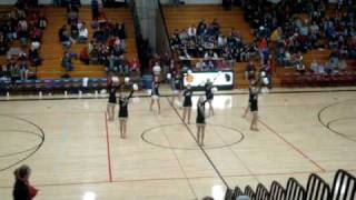 "West Bend East Dance ""Goodbye To You"" by The Veronicas"