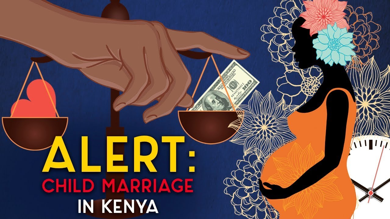 The Horror of Child Marriage in Kenya