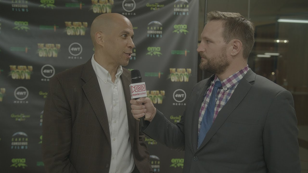 The Need To Grow Part 2: MovieRanker Interviews Corey Booker