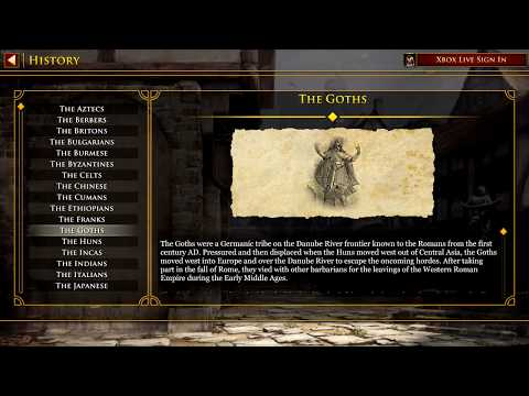 Civilization Themes - Age Of Empires 2 Definitive Edition