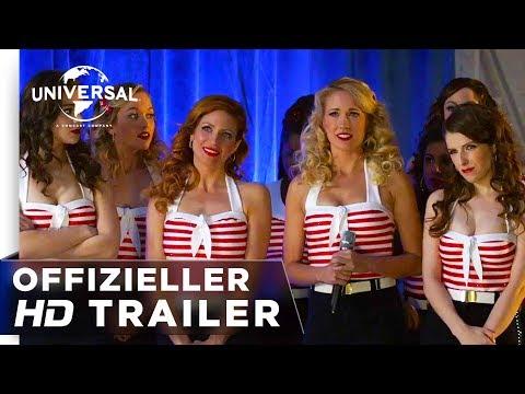 Pitch Perfect 3 - Trailer #1 deutsch / german HD