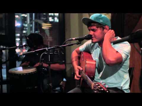 """West Coast Ghost"" [Acoustic] - The Chance (Teavolve Café & Lounge, 8/19/13)"