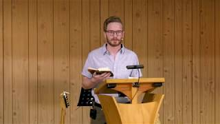 Geoff Vucetich - Good News for Broken Worshipers - Acts 12:20-25