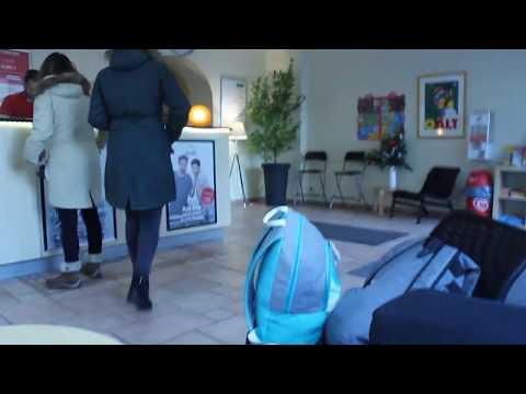 Happy Go Lucky Hotel + Hostel Schöneberg обзор отеля. Бюджетный отель в Берлине, не дорогой отель.