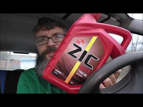 Лучшее масло в коробку передач для ВАЗов