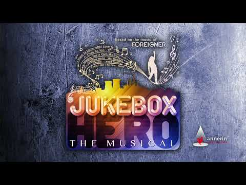 Jukebox Hero, the Musical Coming to Edmonton August 16th to August 19th