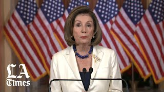 Speaker Nancy Pelosi asks House committees to move to impeach