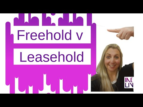 How Do I Know If A House Is Leasehold Or Freehold?