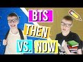 BACK TO SCHOOL THEN VS NOW| AaronHurst