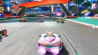 TEAM SONIC RACING - E3 2018 Gameplay Demo @ 1080p (60ᶠᵖˢ) HD ✔