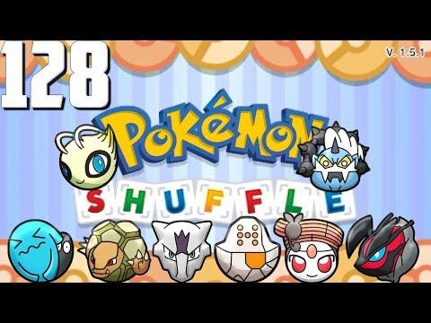 Pokemon Shuffle - Celebi, Wobbuffet, Regirock, Meloetta, Yveltal & More!  - Episode 128