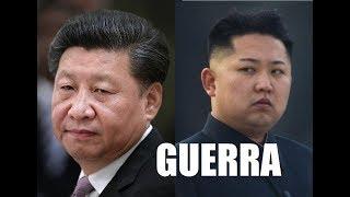 ALARMA: Kim Jong Un se vuelve Loco y se PREPARA para ATACAR A CHINA con MISILES SCUD