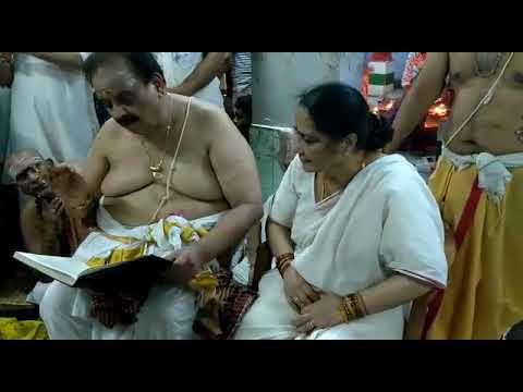 S P Balasubramaniam singing in Varanasi Temple - Recent video Recording