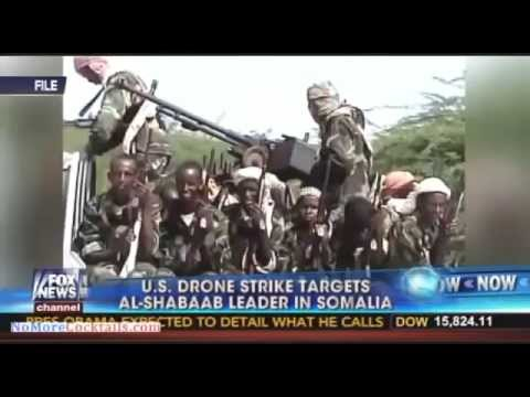 January 2015 Breaking News USA Drone strike kills Al Shabaab leader in Somalia