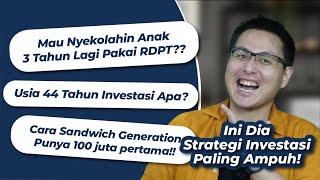 Strategi Investasi Paling Ampuh Buat Capai Tujuan Keuangan Kamu