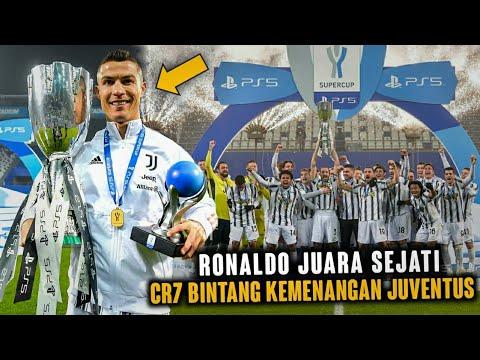 Ronaldo Bintang Kemenangan Juventus, Jadi Tertajam Di Dunia dan Bawa Juventus Juara