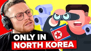 Weird Things Only In North Korea