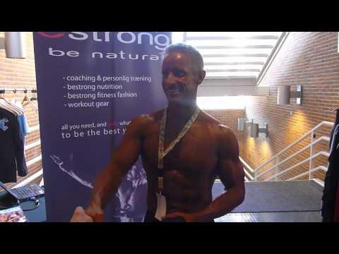 BESTRONG athlete Thomas Nordal Rasmussen SØLV til DM i fitness 2010
