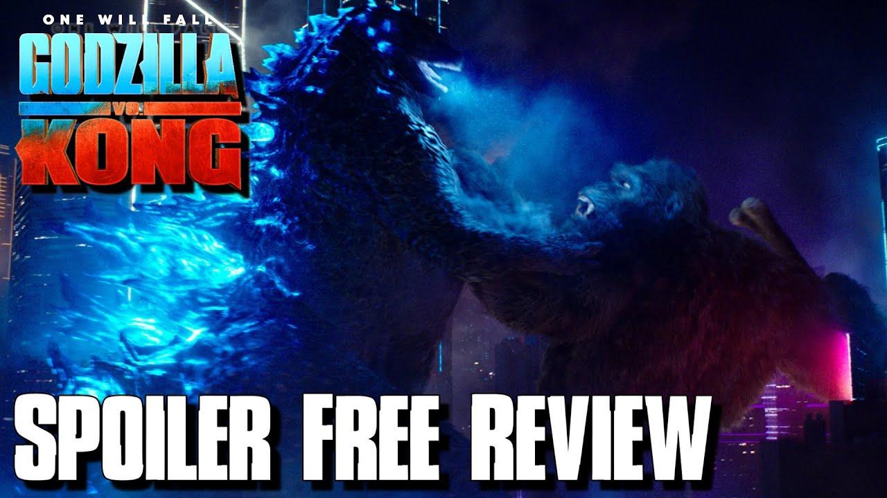 Godzilla VS Kong Spoiler Free Review