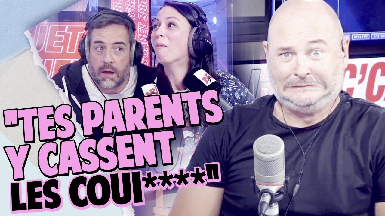 """Download """"TES PARENTS ILS CASSENT LES COUI****"""" (IL APPELLE SA FEMME)"""