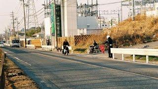【光電管ねずみ捕り】品川区・大田区 中原街道(横浜方面)