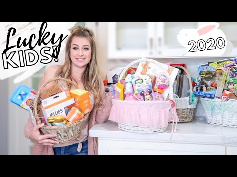 what's-in-my-kids'-easter-baskets-2020-✝️🐣-diy-baskets-for-preteens,-toddlers,-&-baby's-1st-easter!